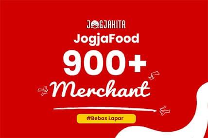 900+ Merchant Jogjafood