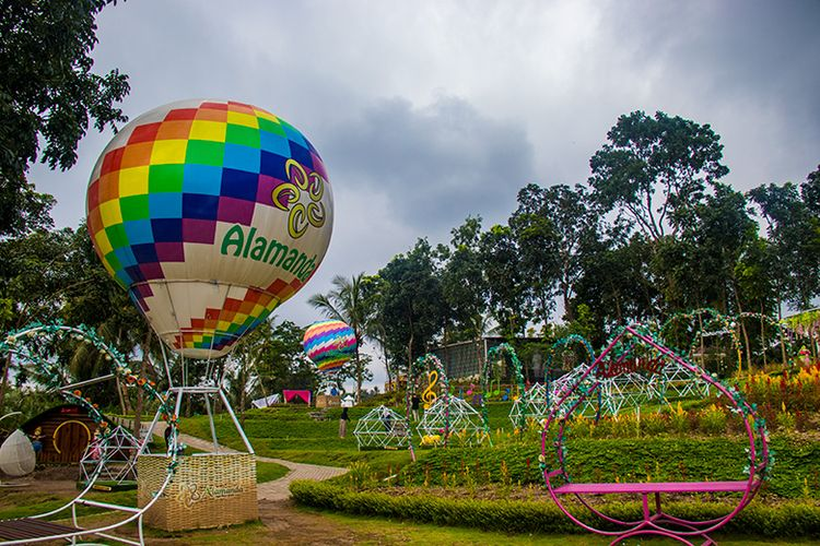 spot foto balon udara wisata jogja terbaru 2021