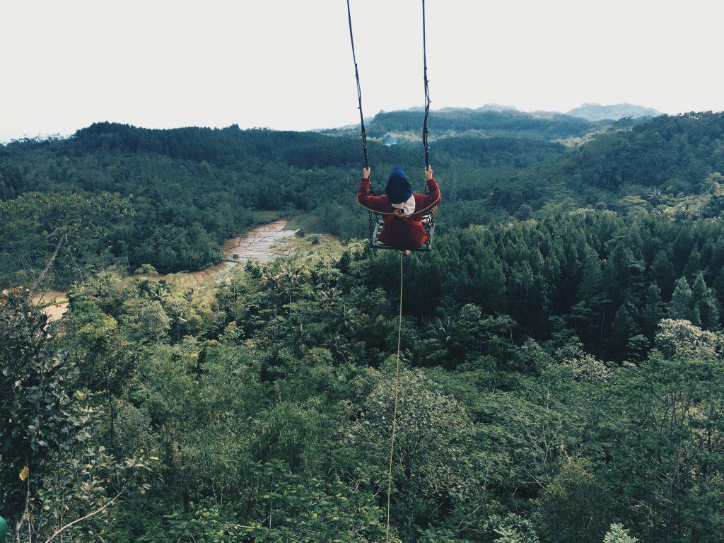 ayunan langit watu jaran wisata jogja 2021