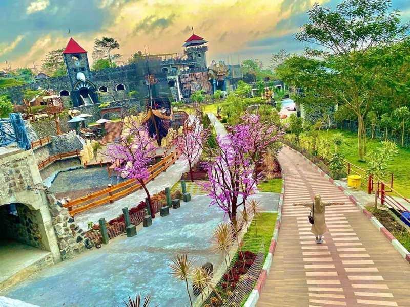 Tempat Wisata Jogja Terkini 2021