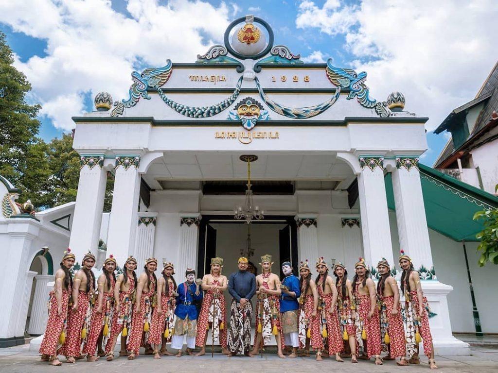 Keraton Yogyakarta wisata jogja dekat malioboro
