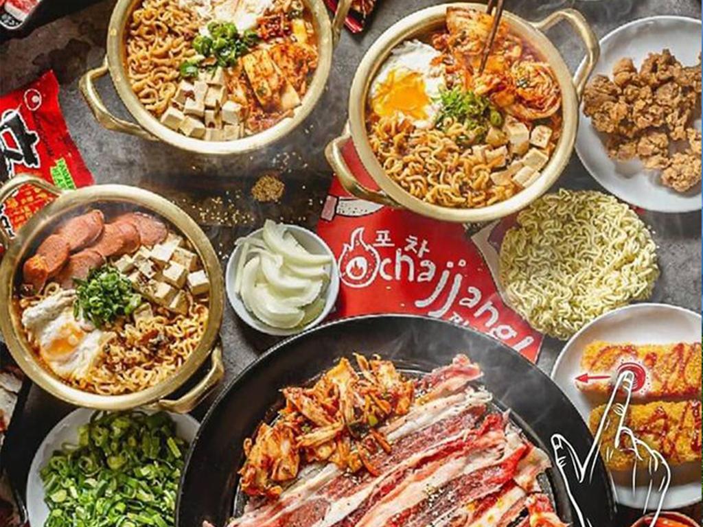 kuliner jogja ala korea