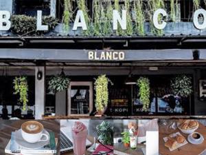 Blanco Coffe & Books