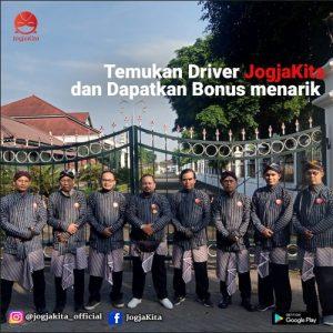 Driver Jogjakita bersurjan