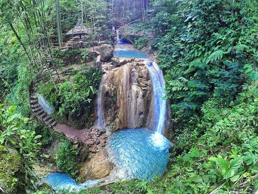 Air Terjun Kedung Pedut, Keindahan eksotis Kulon Progo Jogja
